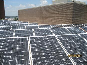 Fort Myers City Hall Solar Array