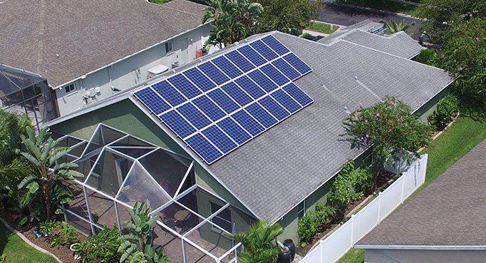 Solar Panels = Lower Power Bills