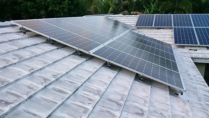 Tile Roof Flashing