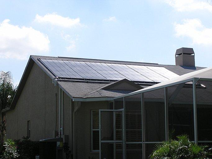Solar Pool Heating - Heliocol