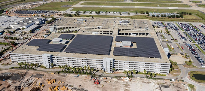 Tampa International Airport 1.8MW