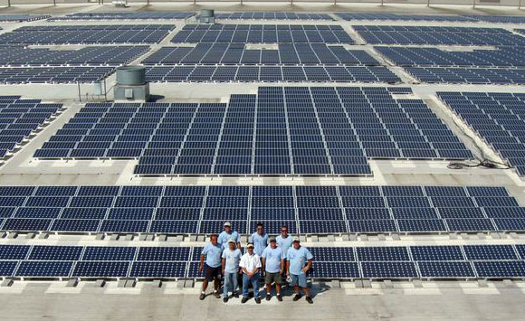 Our commercial solar contractors in Florida