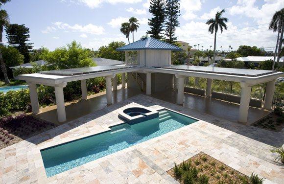 Treasure Island LEED Solar Home